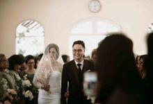 VIRGINIA & GLADY'S WEDDING by akar photography