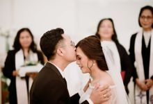 wedding virgia & glady by akar photography