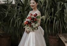 wedding ron & debbie by akar photography