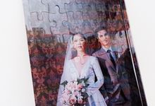 Acrylic Customizeable Photo Puzzle by Prima Card