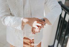 Wedding Modern by Aksi Photography