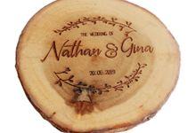 Kisaran Wedding - souvenir suvenir custom pernikahan ulang tahun kayu by Mendekor
