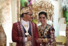 Prita & Naufal Wedding  by Akuwedding