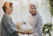 Manda & Irfan Engagement by Akuwedding