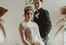 Vero & Iyus Wedding by Saenna Planner