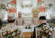 Sarrah & Dani Wedding by Saenna Planner