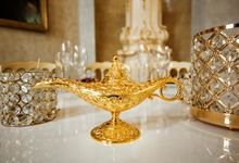 Magic Lamp by 7 Sky Event Agency
