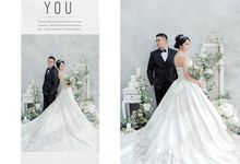 Prewedding of Alam & Grace by Michelle Bridal