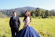 AGUNG AGNES PREWEDDING by Alanza Photography
