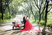MICH MARIA PREWEDDING by Alanza Photography