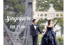 SINGAPORE PREWEDDING PROMO by Alanza Photography