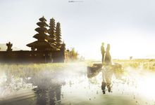 YUDHI ELLA PREWEDDING BALI II by Alanza Photography