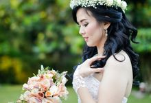 ADI WENDA WEDDING by Alanza Photography