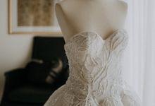 THE WEDDING OF ABEDNEGO & AGUSTINNE by natalia soetjipto