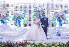 Alberto & Ivony LIPUTAN HARI H CINEMATIC FOTO & VIDEO & PHOTOBOOTH by videomegavision