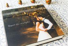Oscar & Huayuan Wedding Album by Savor Prints