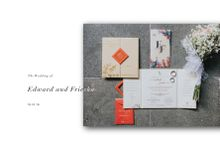Edward and Frieska Wedding Day by 83photostudio