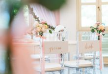 Wedding Themes in Alcove at Caldwell House by Alcove at Caldwell House