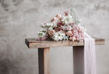 Styled Shoot Collaboration by KAMUAKU