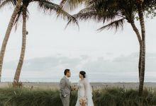 Wedding Day of Aldhi & Shella at Jeeva Saba Bali by Bare Odds