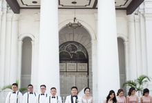 Aldi & Evelyn Wedding by ANTHEIA PHOTOGRAPHY
