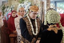 Dimas & rima wedding by Alera Project