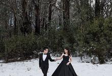 Prewedding of Ricky& Devina by Alethea Sposa