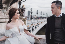 Andreas & Aita Prewedding by Alethea Sposa