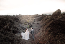 Prewedding of Kevin & Andrea by Alethea Sposa