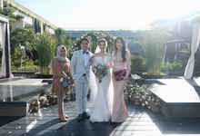 Kevin Andrea Wedding  by Alethea Sposa