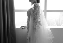 Rieska&victor wedding by Alethea Sposa