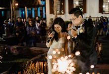 Ricky Santa wedding  by Alethea Sposa