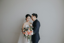 The wedding of Hendry & Kartika by Alethea Sposa