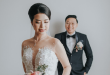 The wedding of Hendry & Kartika by Alethea Sposa