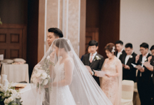 Ivan & Evelyn wedding by Alethea Sposa