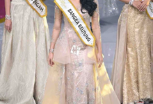 Miss Indonesia 2020- top 16 by Alethea Sposa