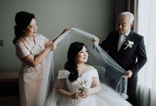 Randy & Maria Gisela wedding  by Alethea Sposa