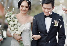 Gunawan & Brigitta wedding by Alethea Sposa