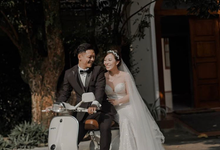 Andri & Catherine by Alethea Sposa