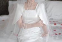 Monika's wedding day by Alethea Sposa