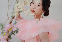 Beautyshoot of Felicia by Shurich Photograph