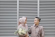 engagement of Yogi and Audi by Shurich Photograph