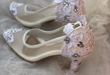 Carissa by Alexa Wedding Shoes