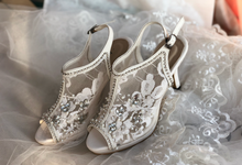Angelina by Alexa Wedding Shoes