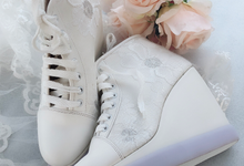 Pamela by Alexa Wedding Shoes
