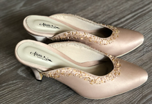 LaLa Wedding shoes by Alexa Wedding Shoes