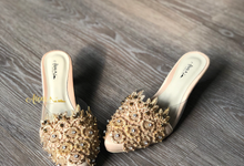 Custom Ms Nana by Alexa Wedding Shoes