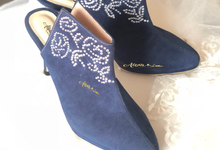 Custom for ms Shuleika by Alexa Wedding Shoes