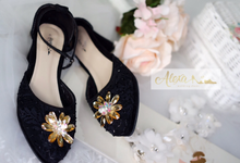 Ms Yulia by Alexa Wedding Shoes