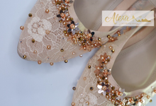 Gracia by Alexa Wedding Shoes